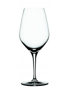 4 verres de cristal à vin rouge Authentis 01