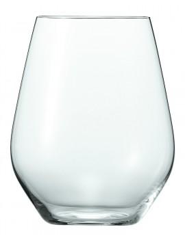 4 verres de cristal universels Authentis
