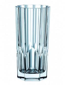 4 Grands verres longdrink Aspen