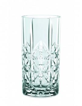 4 Grands verres longdrink Highland