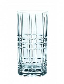 4 Grands verres longdrink Square
