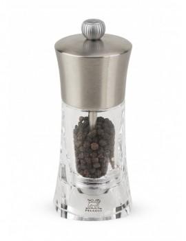 Moulin à poivre - Ouessant 14 cm transparent