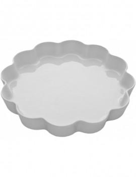 Moule à tarte porcelaine Pâtisserie 29 cm