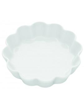 Moule à tartelette en porcelaine Pâtisserie 11,4 cm