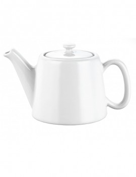 Théière standard 4 tasses en porcelaine Les Classiques