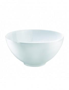 Saladier forme haute en porcelaine Cécil