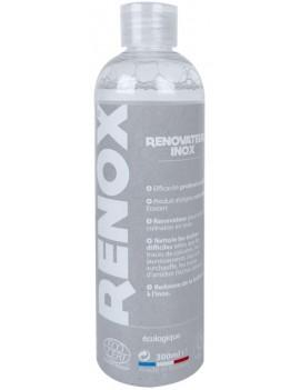 Nettoyant inox écologique
