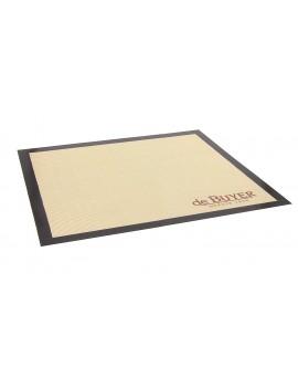 Tapis siliconé antiadhérent ou toile de cuisson