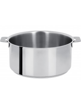Casserole 14 cm Mutine induction sans manche