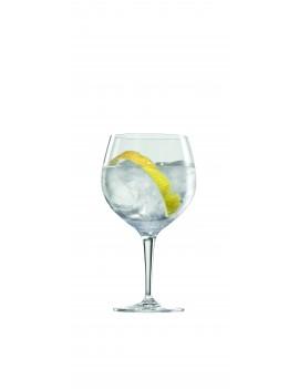 4 verres Gin & Tonic