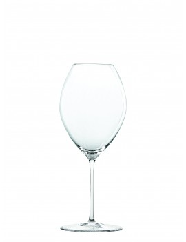 6 verres à vin rouge Novo