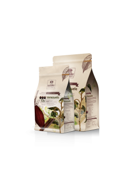 Venezuela noir 72% Chocolat de couverture CACAO BARRY