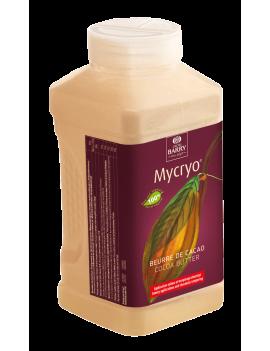 Beurre de cacao Mycryo 0,55 kg