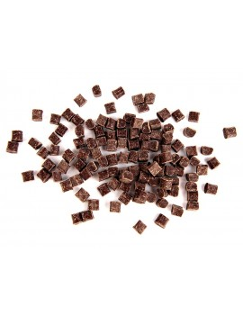 Chunks noirs 39,1% cacao Taille M