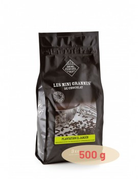 Plantation El Jardĩn Noir 69% Chocolat de couverture