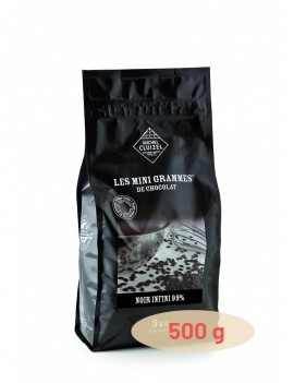 Grands Accords Infini Noir 99% Chocolat de couverture