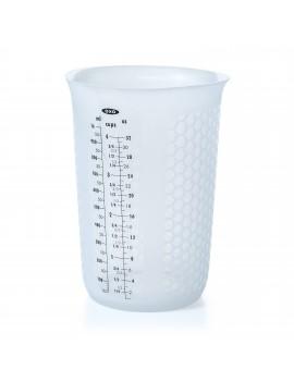 Verre mesureur en silicone 1 L OXO