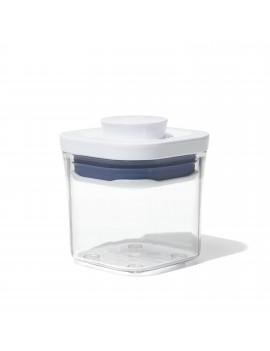 Boîte de conservation POP mini carrée 8 x 8 cm