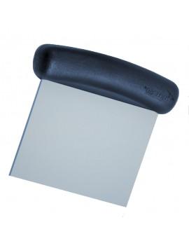 Coupe pâte inox carré rigide
