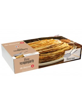 Box crêpes party DE BUYER INDUSTRIES