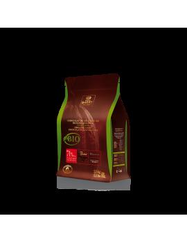Chocolat de couverture biologique noir 71%