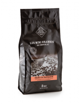 Grands Cru Bio San Martin Noir 70% Chocolat de couverture