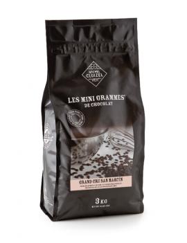 Grands Cru Bio San Martin Lait 48% Chocolat de couverture