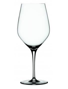 4 verres de cristal à Bordeaux Authentis 35