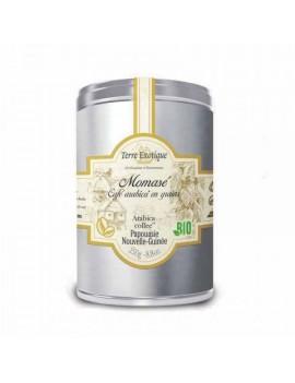 Momasé Café Arabica Bio en grains Papouasie 250 g TERRE EXOTIQUE