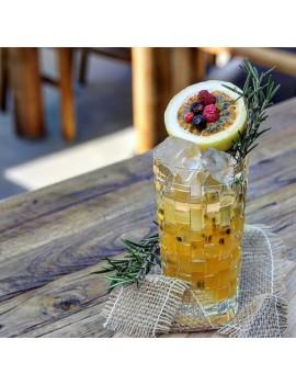 4 Grands verres longdrink Bossa nova NACHTMANN
