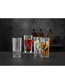 4 Grands verres longdrink Aspen NACHTMANN
