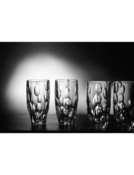 4 Grands verres longdrink Sphere NACHTMANN