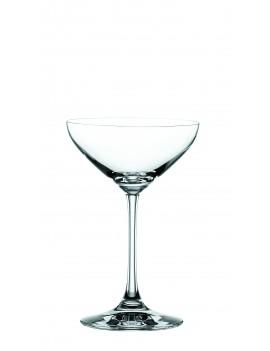 4 coupes de cristal à...