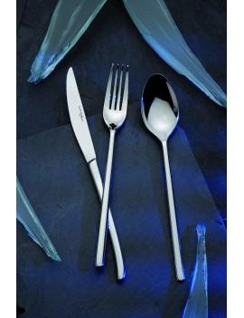 Set 48 couverts  X-Lo 3090 : Fourchettes - Cuillères - Couteaux - Cuillères à café ETERNUM