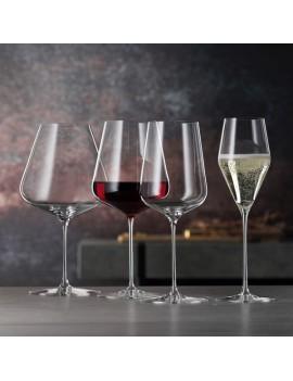 2 verres à Bordeaux en Cristal Definition