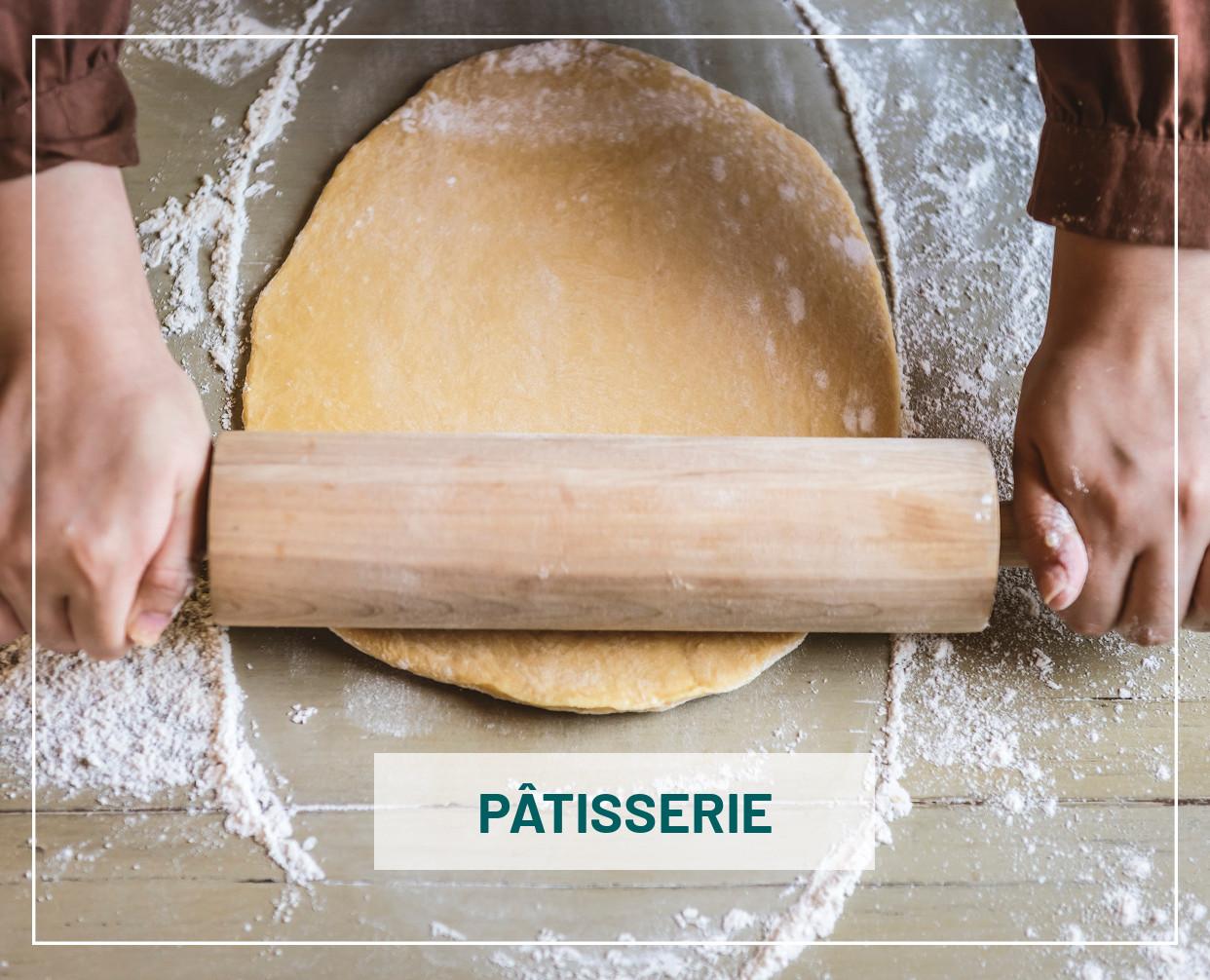 Visitez notre univers de la pâtisserie
