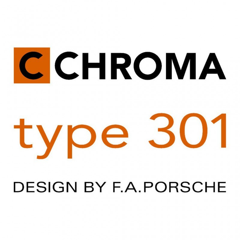 CHROMA TYPE 301 DESIGN BY F.A. PORSCHE