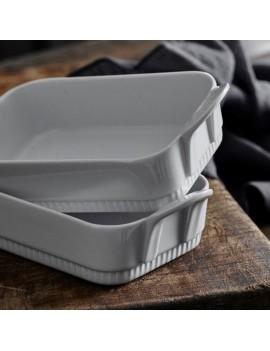 Plat à lasagnes rectangulaire individuel Toulouse Pillivuyt