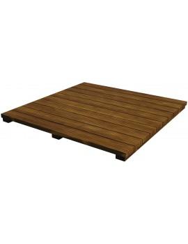 Plateau en bois d'acacia