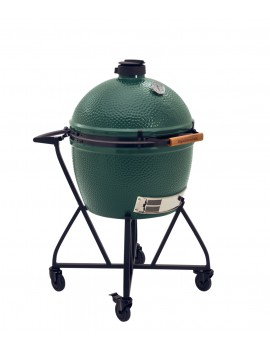 Kamado XL-EGG  Pack Start avec chariot à roulettes BIG GREEN EGG