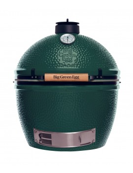 Kamado XL-EGG - Ensemble Egg + Table modulaire BIG GREEN EGG
