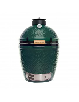Kamado MEDIUM - Ensemble Egg + Table modulaire BIG GREEN EGG