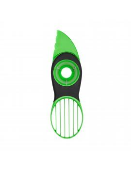 Coupe-avocat 3 en 1 couleur vert OXO