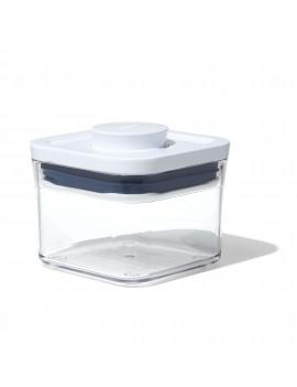 Boîte de conservation POP petite carrée 10,5 x 10,5 cm