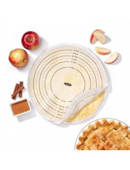 Poche zippée en silicone pour pâte à tarte OXO