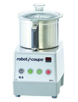 Cutter de table R5 2 vitesses 400 V Robot Coupe