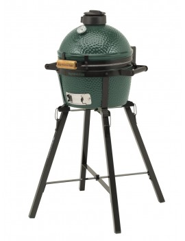 Kamado MINIMAX - Pack Start avec trépied surelevateur BIG GREEN EGG