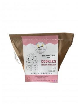 Préparation pour cookies 400g LE MOULIN DE ROUDUN