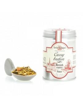Curry Breton 50 g TERRE EXOTIQUE
