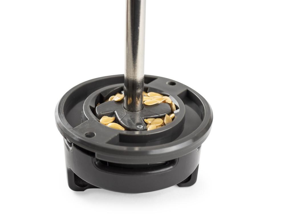 Mécanisme du moulin à graine de lin Peugeot Saveurs